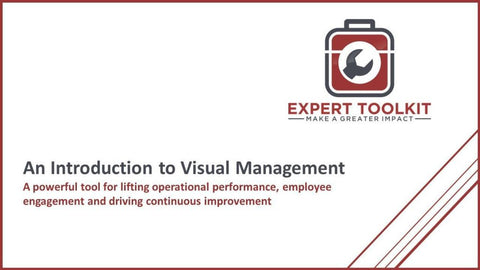 Guide To Visual Management - Default - Guide