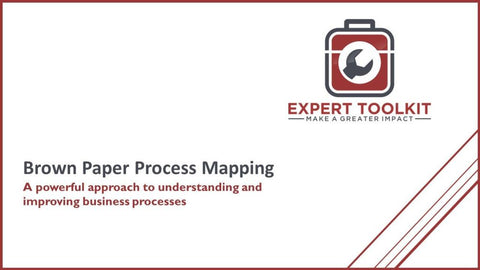 How To Do Brown Paper Process Mapping - Default - Guide