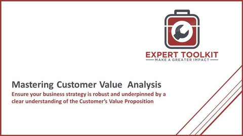 Mastering Customer Value Analysis - Default - Guide
