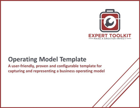 Operating Model Template - Default - Template