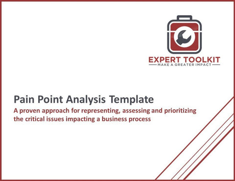 Pain Point Analysis Guide & Template - Default - Template