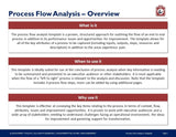 Process Flow Analysis Guide & Template - Template