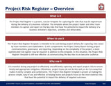 Project Risk Tracking Guide And Template - Template