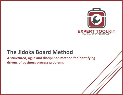 The Jidoka Board Method Guide & Template - Default - Template