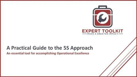 How to use the 5S method to lift business performance by Expert Toolkit