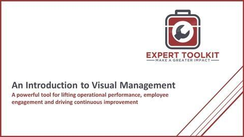How to lift business performance with visual management by expert toolkit