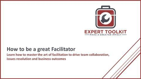 Learn how to facilitate business workshops with this guide from the team at Expert Toolkit