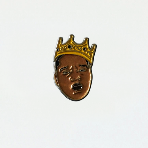 King of BK Pin