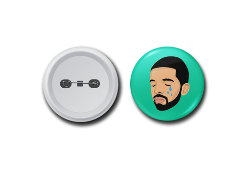 Drake Crying Button