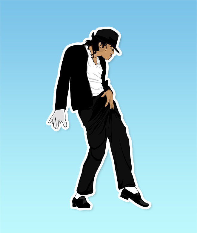 Dancing Sticker