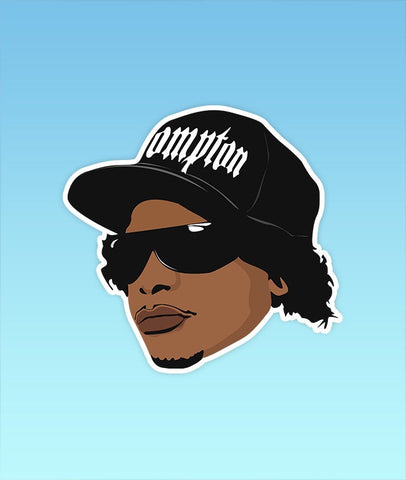 Eazy-e Iconic Sticker