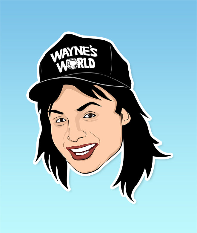 Wayne Sticker