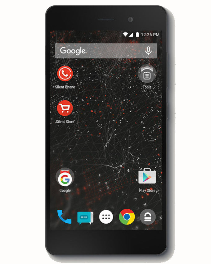 "Silent Circle Blackphone 2 5.5"" 32GB Smartphone"