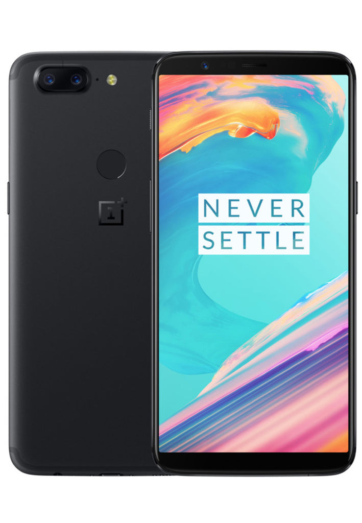 OnePlus 5T Dual Sim (8GB. 128GB) - Midnight Black