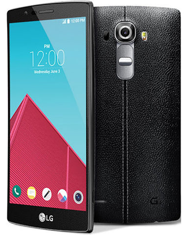 "LG G4 Dual H818 5.5"" 16MP 32GB Smartphone (Leather Version)"