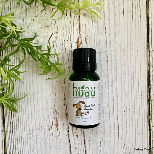 FLEA & TICK REPELLENT by Hijau Philosophy