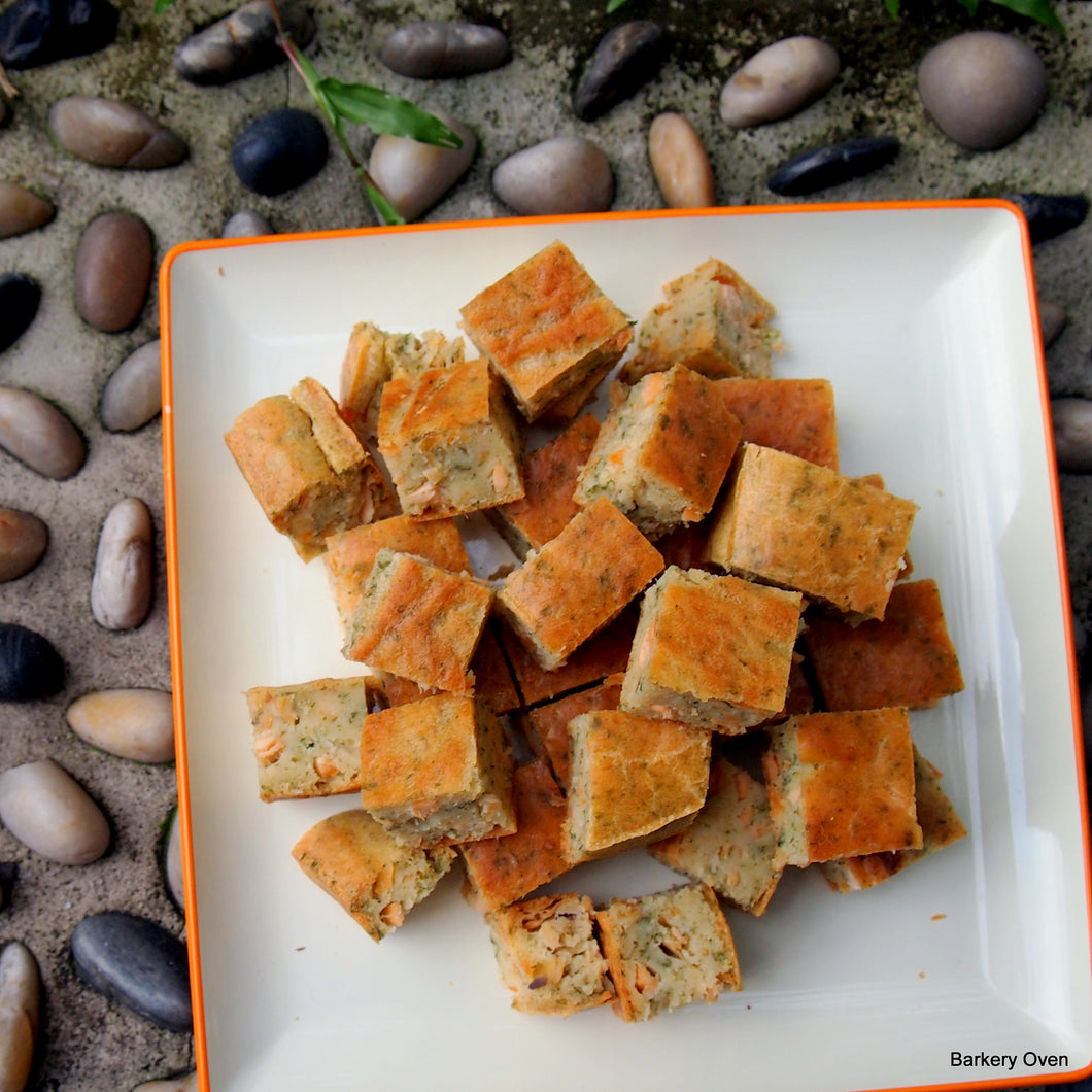 Wheat Free Salmon Fudge