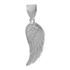 Angel and Wing Plain Disc
