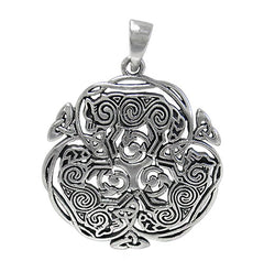 Celtic and Claddagh Plain Disc
