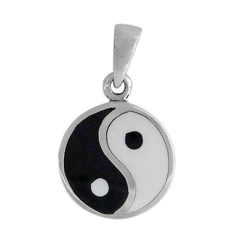 Buddha Inspired , Yin Yang Plain Disc