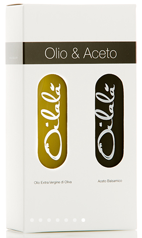 Eau di Oilala - Extra Virgin Olive Oil & Balsamic Vinegar