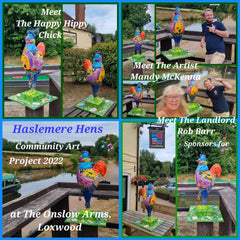 Easter,Valentines & Christmas Hanging  Tree Ceramic Decorations