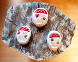 Fairy Keepsake Pebbles - Mandy Mckenna Ceramic Artist