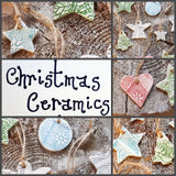 🎄Christmas Angels & Round Bauble Set of 8