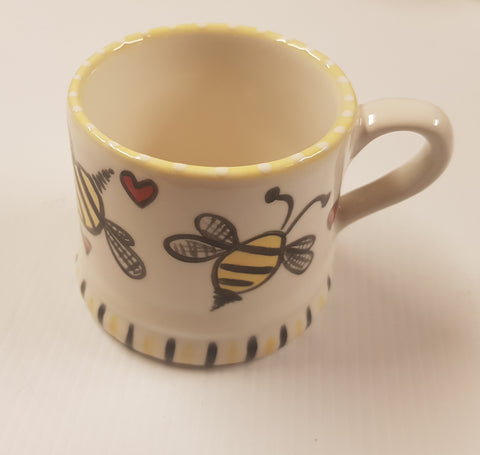Christmas Animal Bee Mug