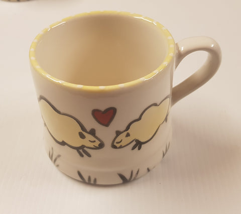 Animal Sheep Design Small Mug