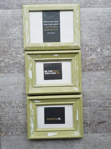 Picture Frames -  Rustic Countryside Theme