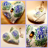 Heart Shaped Aromatherapy Heat Pillow