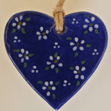 Heart Floral Ceramic Collection