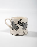 Mug - Small Mug - Elephant Design