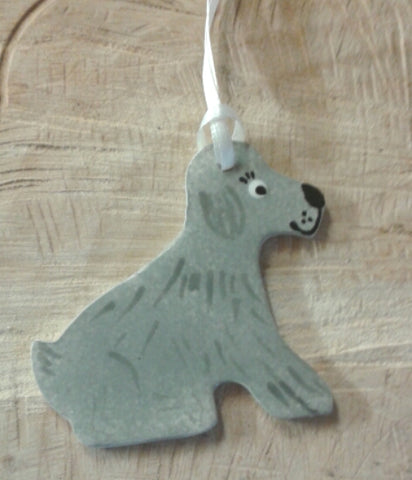 Animal - Dog Grey