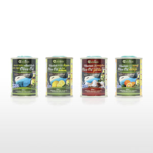 4 x 100ml Olive Oil Taster Pack