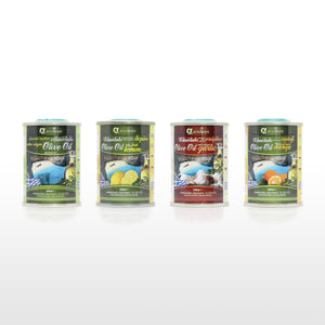 4 x 100ml Olive Oil Taster Gift Pack