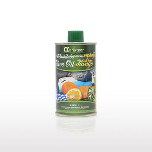 250ml Orange Infused Greek Extra Virgin Olive Oil