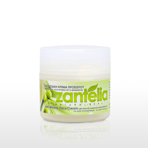 Zantelia Anti-Wrinkle Olive Face Cream