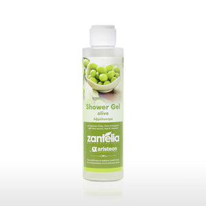 Zantelia Olive Shower Gel
