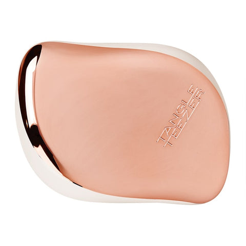 Tangle Teezer Compact Styler - Cream Rose Gold