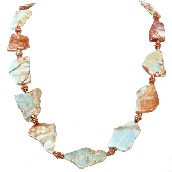 Artisan Jewelry with Jasper Gemstones