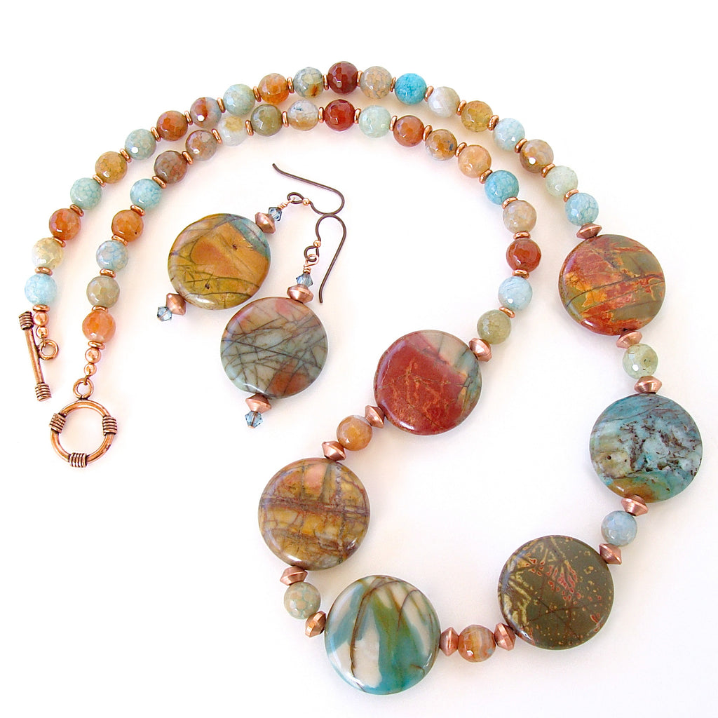 Beaded Gemstone Jewelry