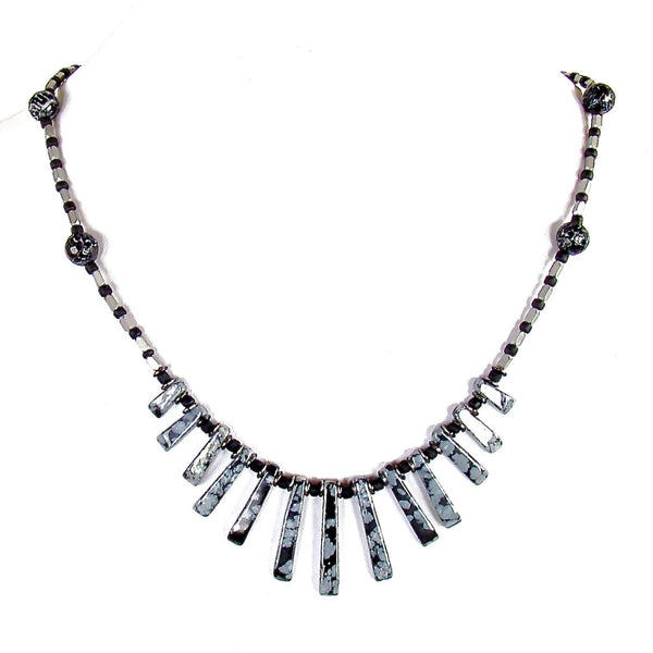 Hematite necklace healing properties