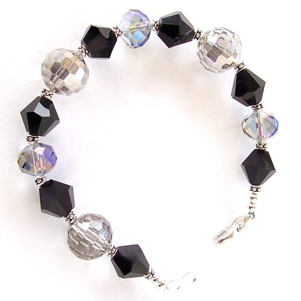 Black diamond bracelet