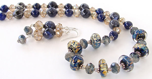 Blue Lapis Jewelry