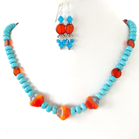 Bright Beaded Jewelry