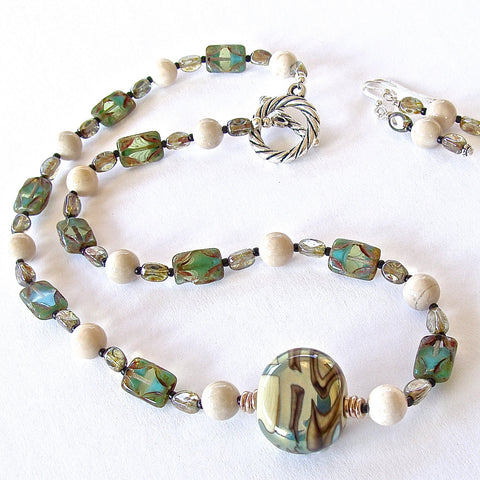 Handcrafted therapeutic gemstone jewelry