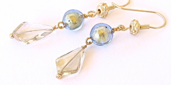 Handmade Venetian Glass Earrings