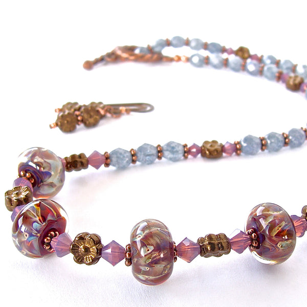 Lampwork Glass Jewelry